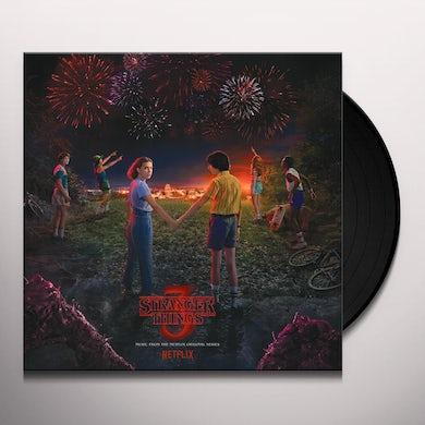 STRANGER THINGS: SOUNDTRACK NETFLIX SEASON 3 / VAR Vinyl Record