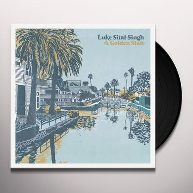 Luke Sital-Singh GOLDEN STATE Vinyl Record