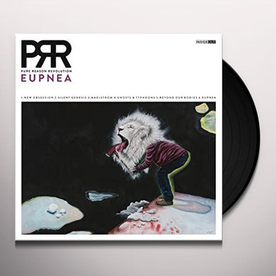 Pure Reason Revolution EUPNEA Vinyl Record