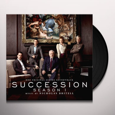SUCCESSION: SEASON 1 (ORIGINAL SERIES SOUNDTRACK) Vinyl Record