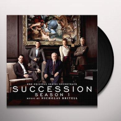 Nicholas Britell SUCCESSION: SEASON 1 (ORIGINAL SERIES SOUNDTRACK) Vinyl Record