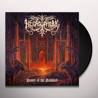 Dawn Of The Damned Vinyl Record