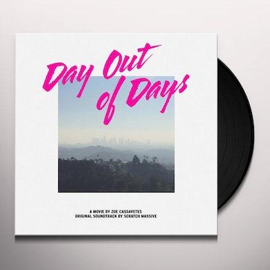 Scratch Massive DAY OUT OF DAYS - Original Soundtrack Vinyl Record