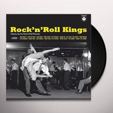 Rock N Roll Kings / Various Vinyl Record