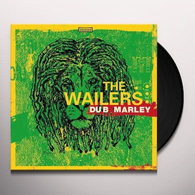 The Wailers: DUB MARLEY Vinyl Record
