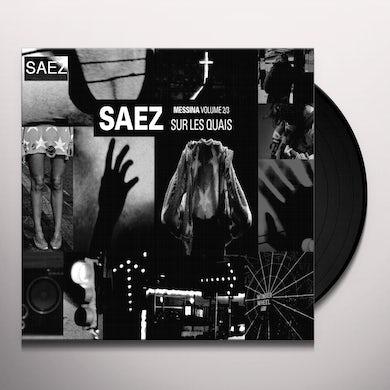 Saez MESSINA: SUR LES QUAIS Vinyl Record