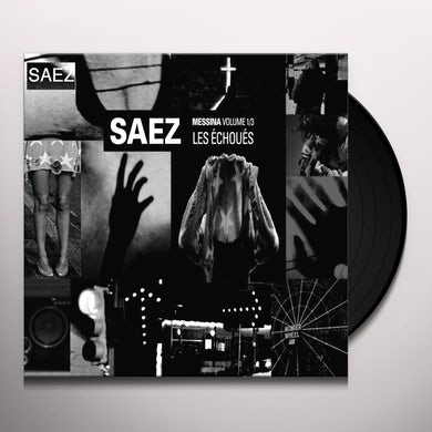 Saez MESSINA: LES ECHOUES Vinyl Record