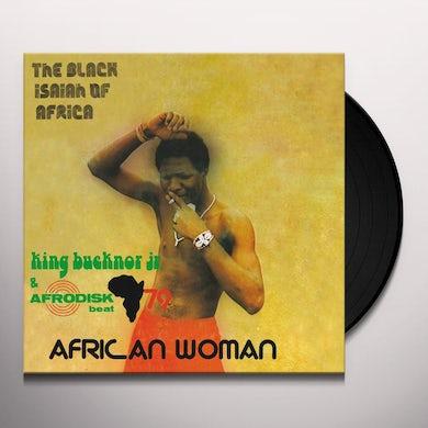 King Jr. Bucknor / Afrodisk Beat 79 AFRICAN WOMAN Vinyl Record