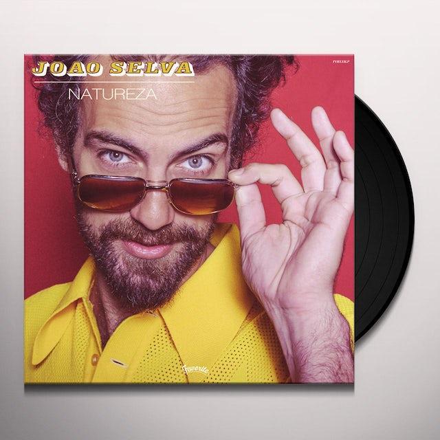Joao Selva NATUREZA Vinyl Record
