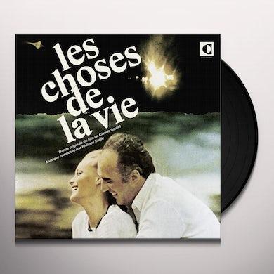 Philippe Sarde LES CHOSES DE LA VIE - Original Soundtrack Vinyl Record