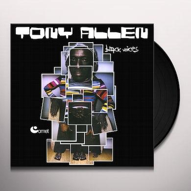 Tony Allen BLACK VOICES Vinyl Record