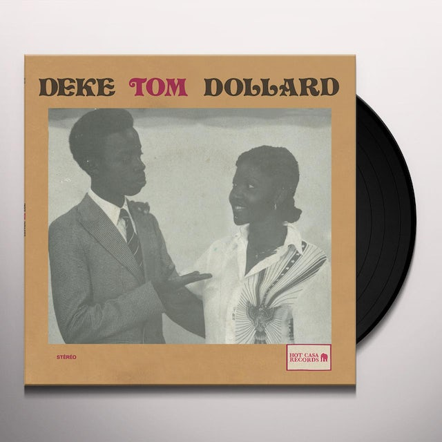 Deke Tom Dollard NA YOU Vinyl Record