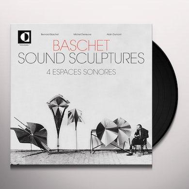 Bernard Baschet / Michel Deneuve 4 ESCAPES SONORES Vinyl Record