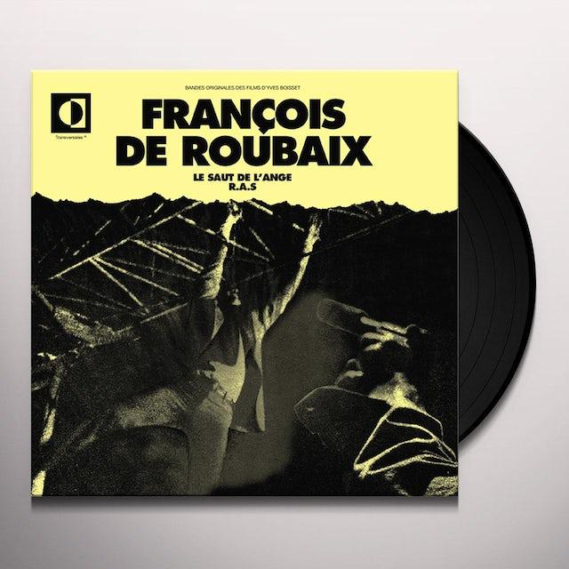 Saut De L'Ange / R.A.S / O.S.T. SAUT DE L'ANGE / R.A.S / Original Soundtrack Vinyl Record