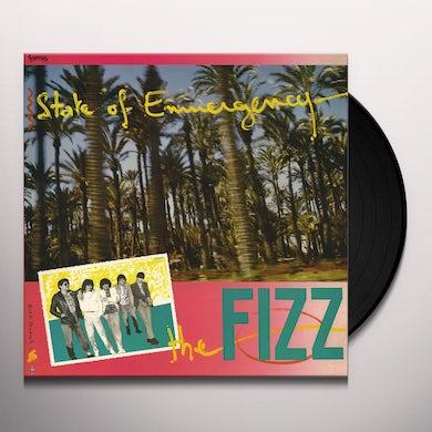 Fizz STATE OF EMMERGENCY Vinyl Record