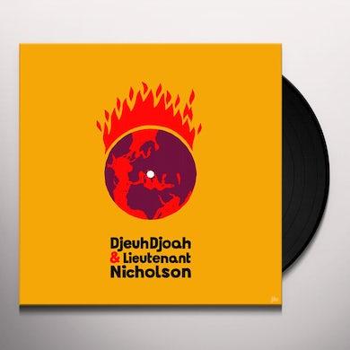 Djeuhdjoah & Lieutenant Nicholson Vinyl Record
