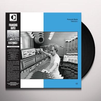 ELECTRUCS Vinyl Record
