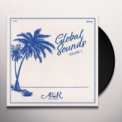 Charles Maurice AOR GLOBAL SOUNDS VOLUME 4 Vinyl Record
