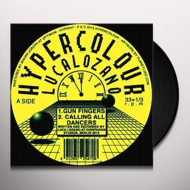Luca Lozano GUN FINGERS Vinyl Record