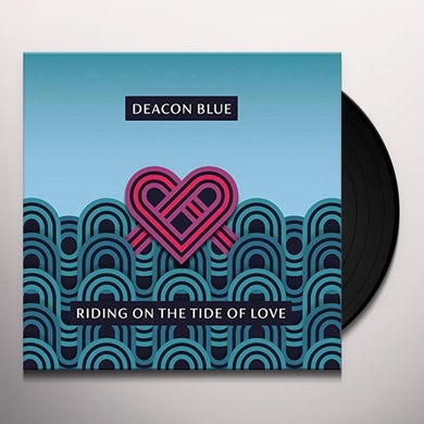 Deacon Blue RIDING ON THE TIDE OF LOVE Vinyl Record