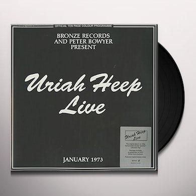 LIVE 1973 Vinyl Record