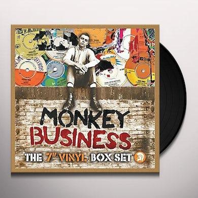 MONKEY BUSINESS: THE 7 VINYL BOX SET / VARIOUS Vinyl Record