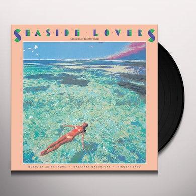 Seaside Lovers MEMORIES IN BEACH HOUSE Vinyl Record - Poster