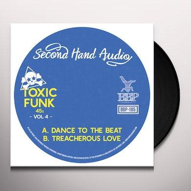 SECOND HAND AUDIO TOXIC FUNK VOL. 4 Vinyl Record