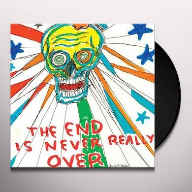 Daniel Johnston END IS NEVER REALLY OVER Vinyl Record