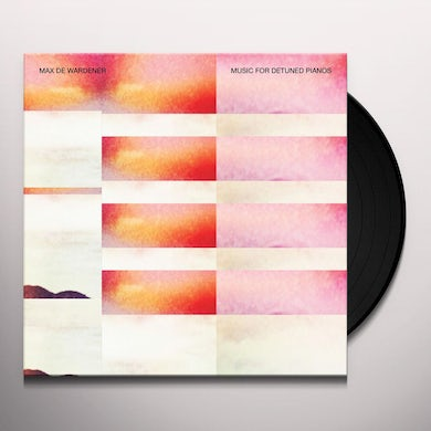 MUSIC FOR DETUNED PIANOS Vinyl Record