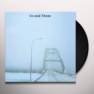 US & THEM WHEN THE STARS ARE BRIGHTLY SHINING / WINTER Vinyl Record