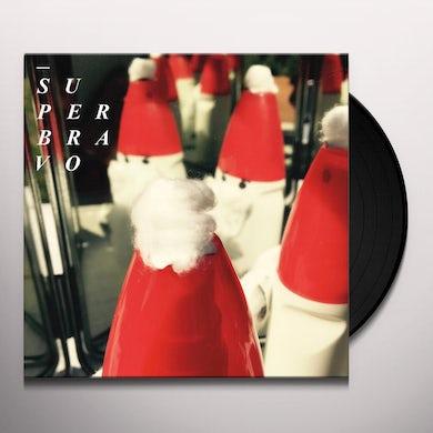 Superbravo LA NUIT / CHANSON POUR LES ENFANTS L'HIVER Vinyl Record