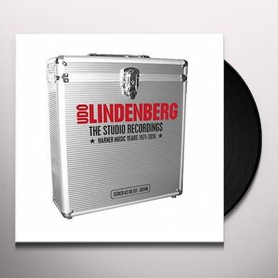 Udo Lindenberg STAERKER ALS DIE ZEIT Vinyl Record
