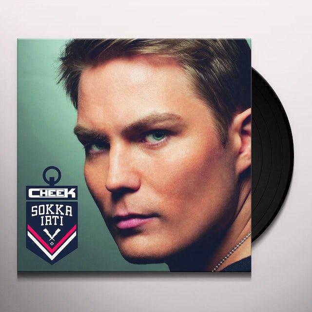 Cheek SOKKA IRTI Vinyl Record