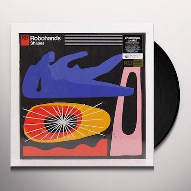 Robohands SHAPES Vinyl Record