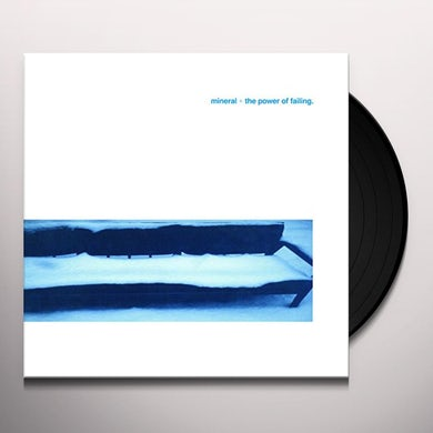 Mineral POWER OF FAILING Vinyl Record - UK Release