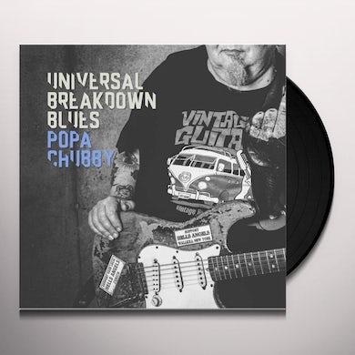 UNIVERSAL BREAKDOWN BLUES Vinyl Record