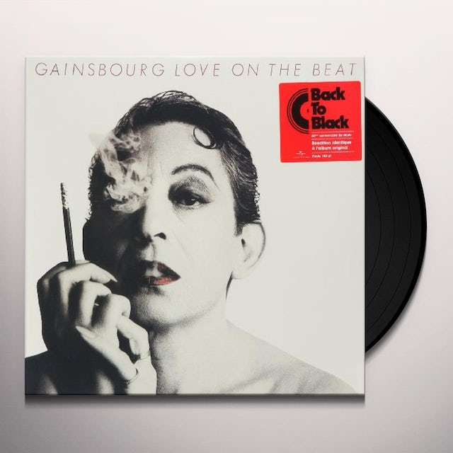 Serge Gainsbourg LOVE ON THE BEAT Vinyl Record - 180 Gram Pressing