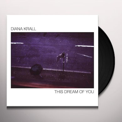 Diana Krall THIS DREAM OF YOU Vinyl Record