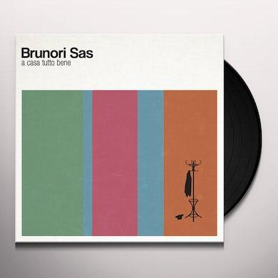 Brunori Sas A CASA TUTTO BENE Vinyl Record