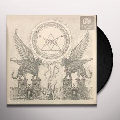 Abzu (LP) (Clear w/ Black Splatter) Vinyl Record