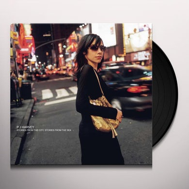 Pj Harvey STORIES FROM THE CITY STORIES FROM THE SEA Vinyl Record