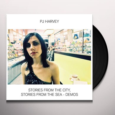 Pj Harvey STORIES FROM THE CITY STORIES FROM THE SEA - DEMOS Vinyl Record