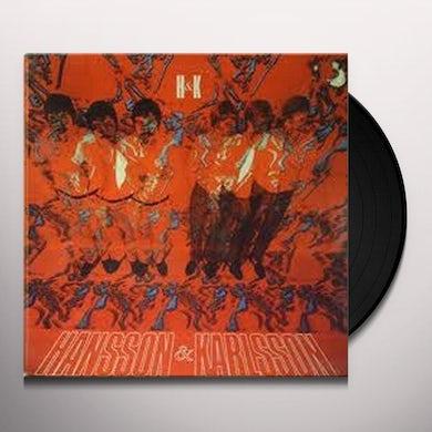 Hansson & Karlsson MONUMENT Vinyl Record - Sweden Release