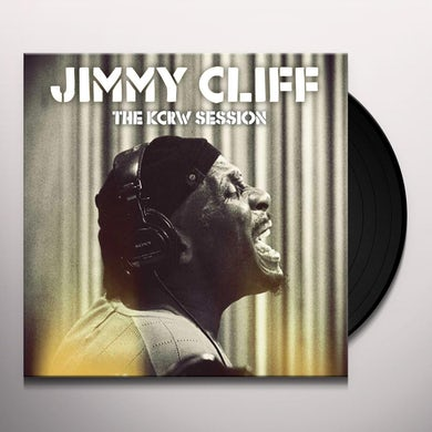 Jimmy Cliff KCRW SESSION Vinyl Record
