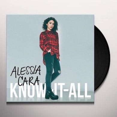 Alessia Cara KNOW IT ALL Vinyl Record