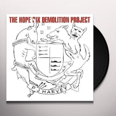 Pj Harvey HOPE SIX DEMOLITION PROJECT Vinyl Record