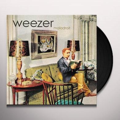 Weezer  MALADROIT Vinyl Record