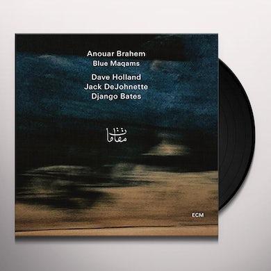 Anouar Brahem BLUE MAQAMS Vinyl Record