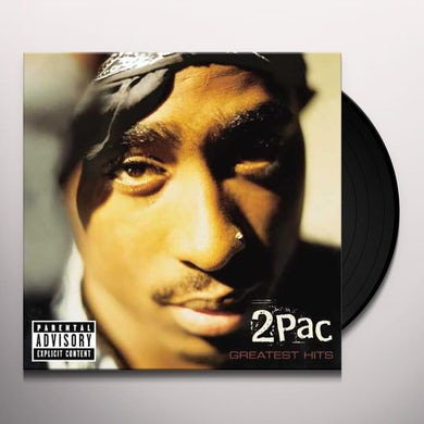 Tupac Greatest Hits (4 LP) Vinyl Record